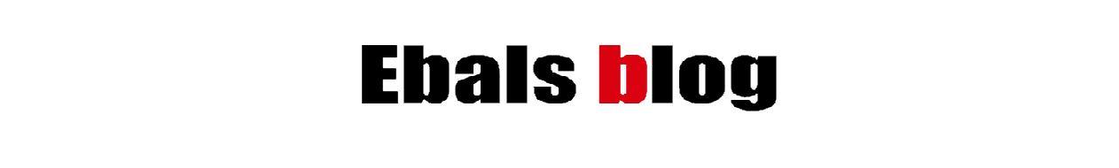 Ebal's Blog
