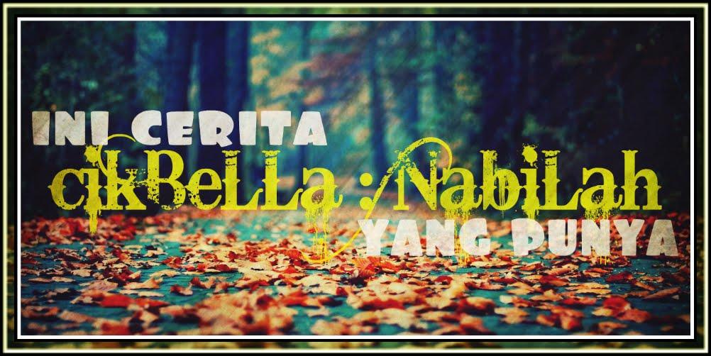 .:: cikBeLLa:NabiLah ::.