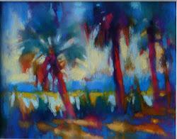 Palms, Goat Island