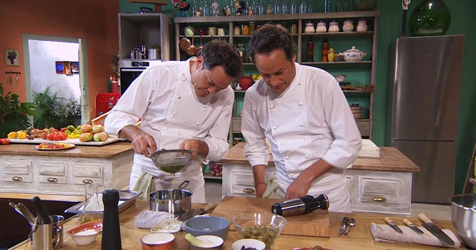Gastronom a en zaragoza torres en la cocina programas y for Programas de cocina