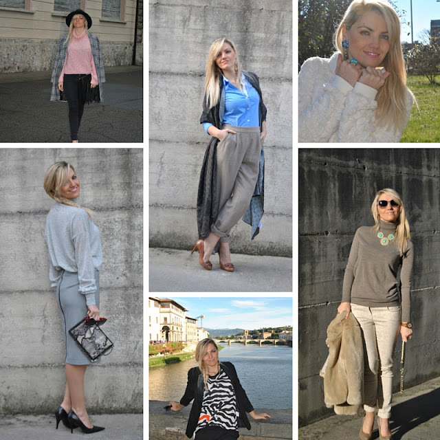 RECAP OUTFIT gennaio 2016 outfit invernali outfit gennaio 2016 january 2016 outfits recap january outfits recap winter outfits cosa indossare in inverno outfit invernali what to wear in winter winter outfits mariafelicia magno fashion blogger colorblock by felym fashion blog italiani fashion blogger italiane blog di moda blogger italiane di moda fashion blogger bergamo fashion blogger milano fashion bloggers italy italian fashion bloggers influencer italiane italian influencer