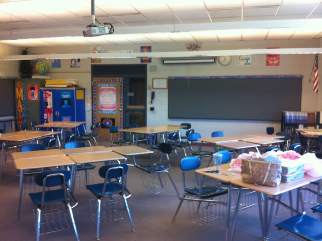 Classroom Layouts For Middle School : Middle school math rules july