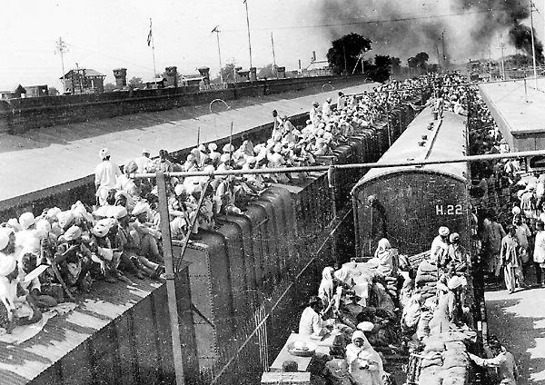 India Pakistan Partition Photo - 1