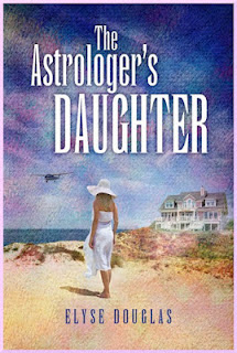 book cover astrologers daughter, astrologers daughter