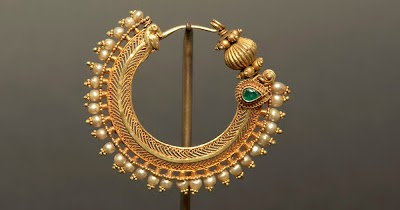 Indian Nose Ringsnathu For Weddings Latest Jewellery
