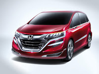 2014 Honda M Concept Japanese car photos 1