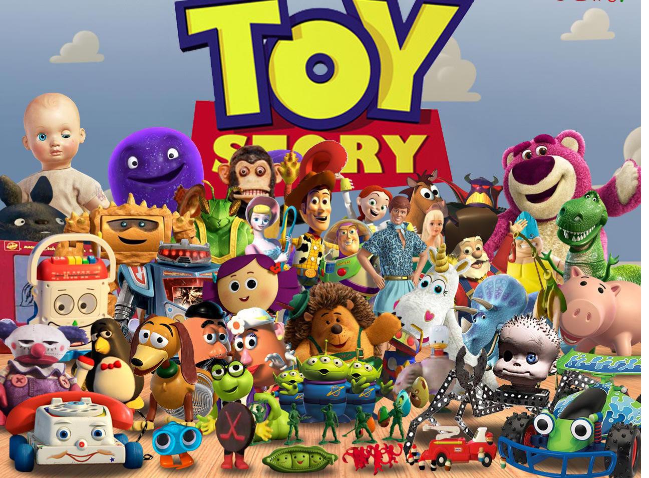 Toy Story I DvD