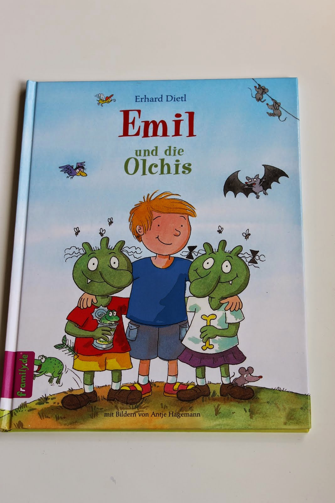 Personalisiertes Kinderbuch zu gewinnen