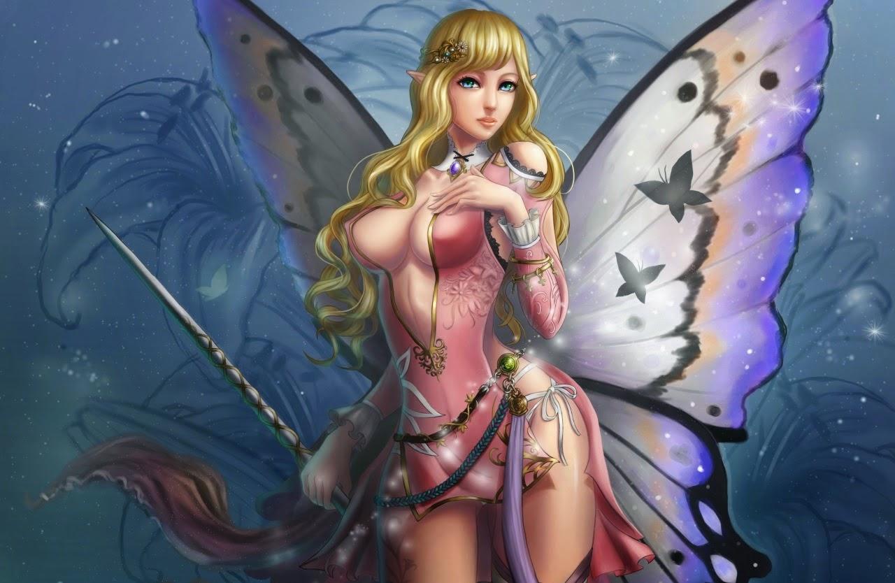 3d fairy girl nackt pics