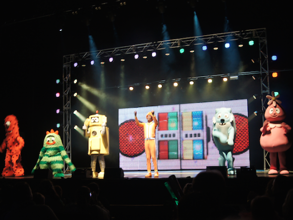 Yo Gabba Gabba LIVE! returns to the shores of Melbourne in 2014