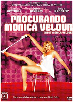 Download - Procurando Mônica Velour DVDRip - AVI - Dual Áudio