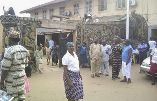Deadly disease hits Ondo, residents wake up blind, die within a few hours  Unnamed