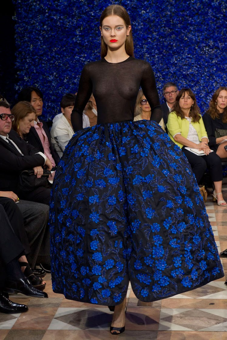 Christian Dior Autumn/winter 2012/13 Haute Couture Women's Collection