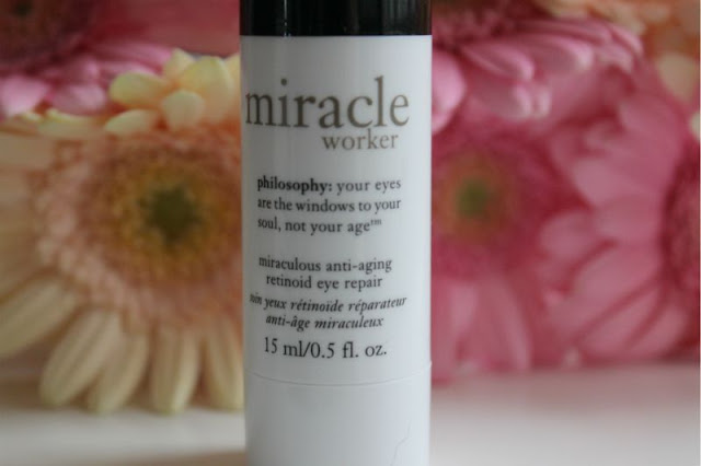 Philosophy Miracle Worker Anti-Ageing Retinoid Eye Repair