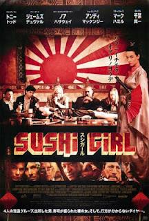 Trả Thù Cho Chồng - Sushi Girl