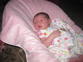 Hailey- One Week Old
