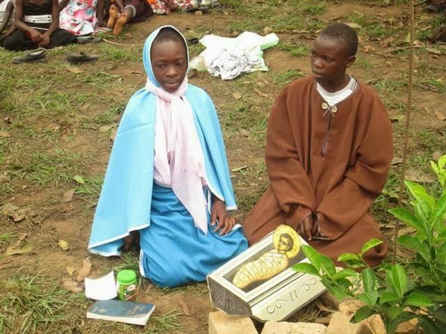 Χριστούγεννα 2014 στο Λουγκουζί της Ουγκάντας
