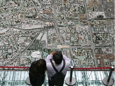 urban planning firms send