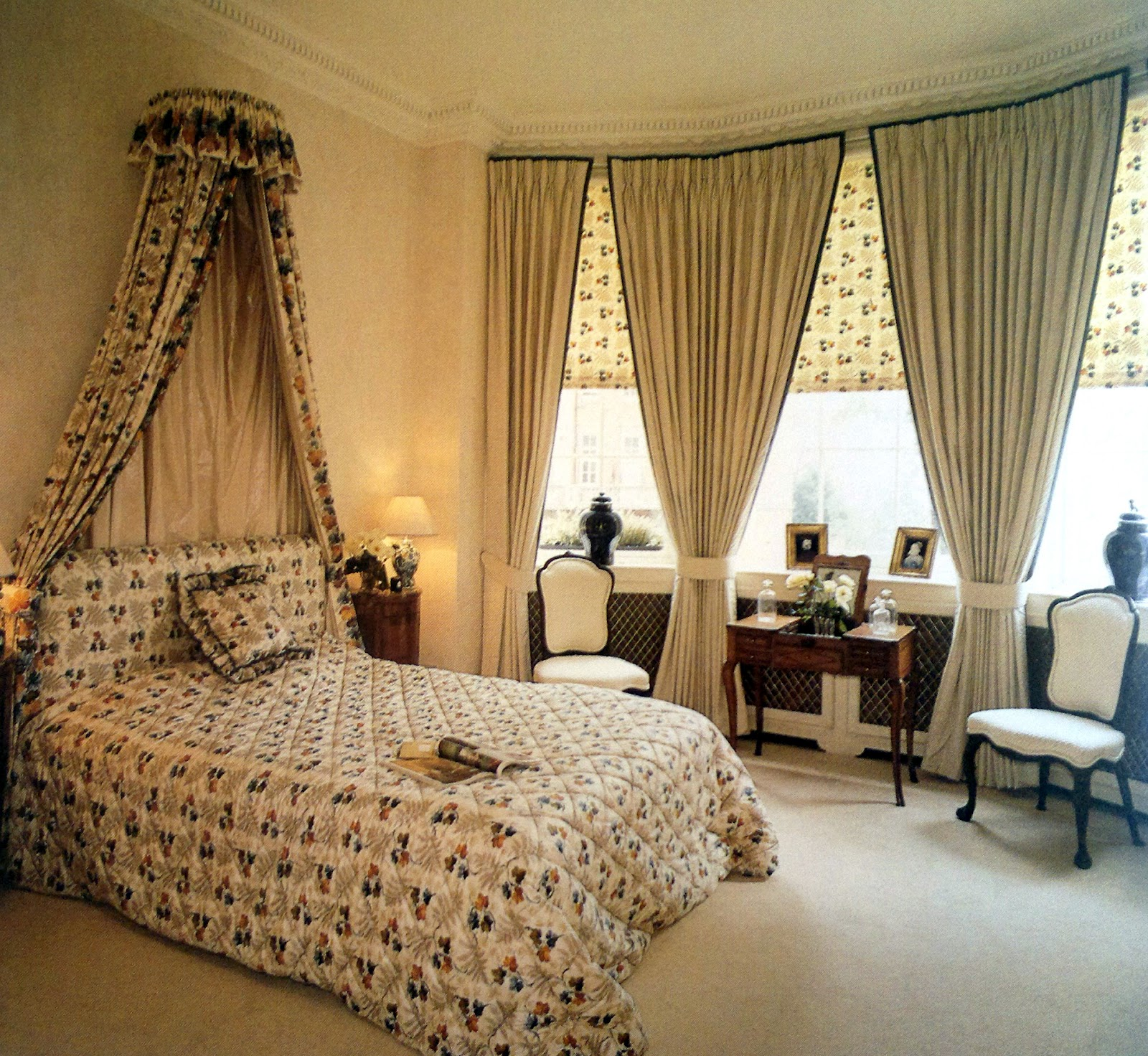 Archi tetti oggi voglio un letto a baldacchino - Baldacchino per letto matrimoniale ...