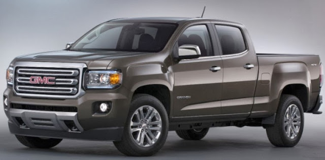 2015 GMC Canyon Pickup Truck Coming This Fall