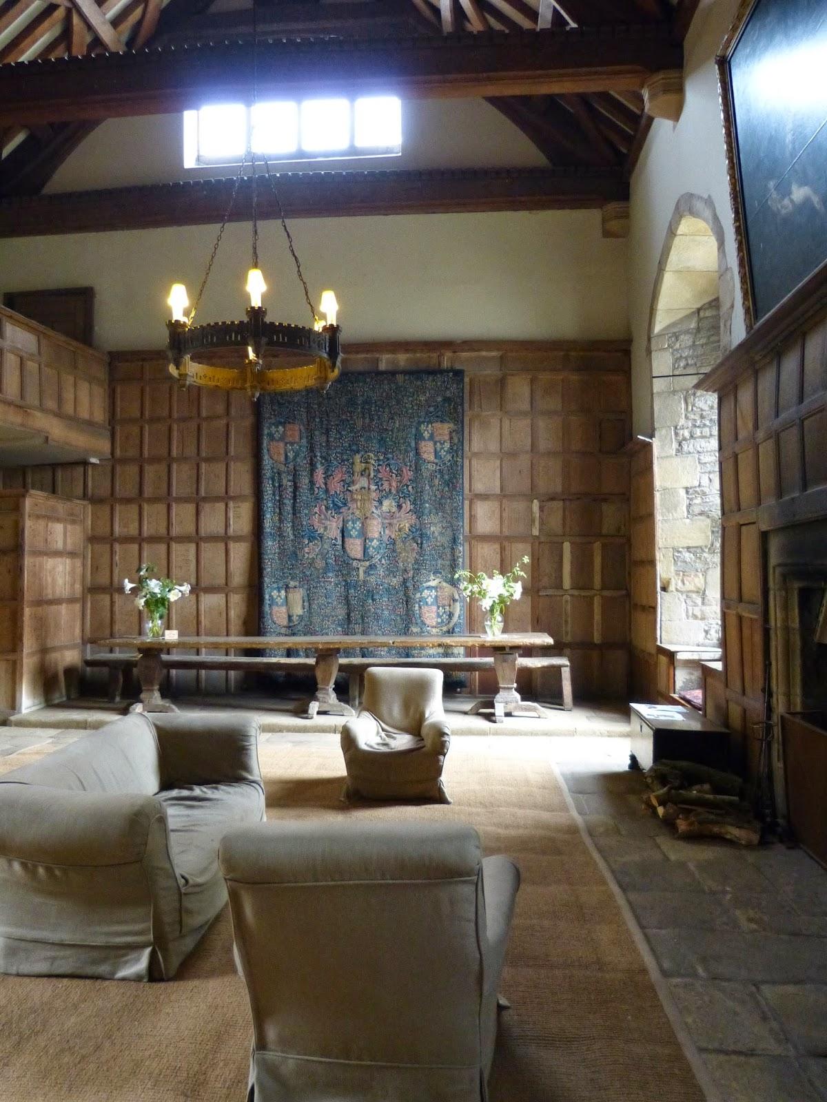 The Banqueting Hall, Haddon Hall