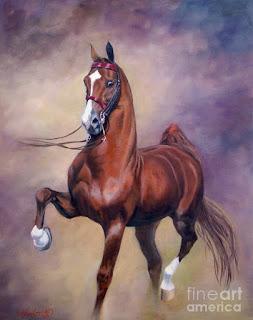 cuadros-de-paisajes-con-caballos