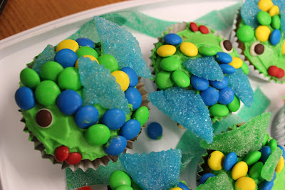 Candy Fish Cupcake Decorating Inspiration Hello Cupcake