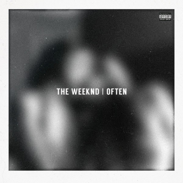 The Weeknd - Often - Single Cover