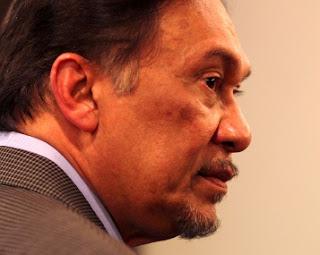 Dato' Seri Anwar Ibrahim Ketua Pembangkang dan Ketua Umum KEADILAN