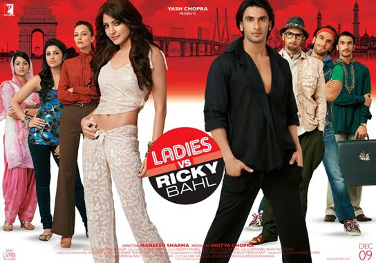 Ladies Vs Ricky Bahl - Bollywood Movie First Look Information
