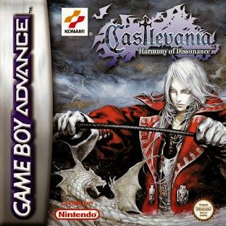 Castlevania: Harmony of Dissonance cover game