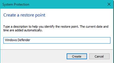 كيفية الغاء تفعيل Windows Defender تماما في ويندوز 10