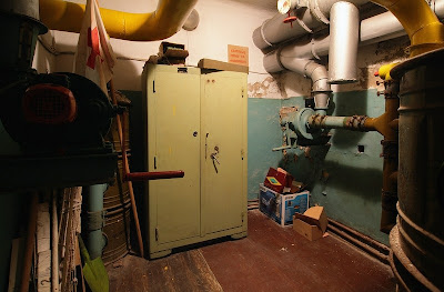 What is Hidden Inside a Bomb Shelter Seen On www.coolpicturegallery.us