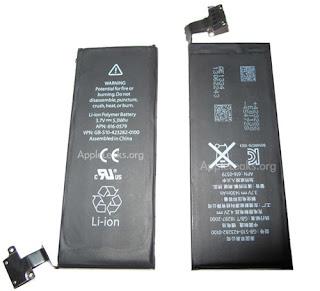 Baterai iPhone 5