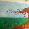 Γεμάτο χρώμα το Γυμνάσιο: Γονείς επαινούν το έργο καθηγήτριας και μαθητών
