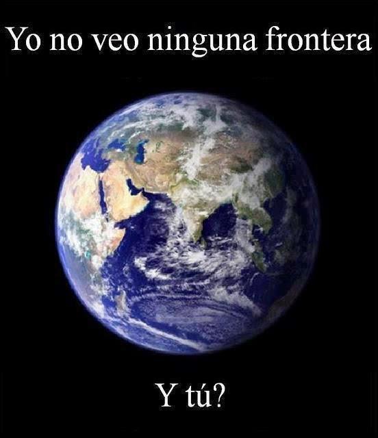 Onde estão as fronteiras?