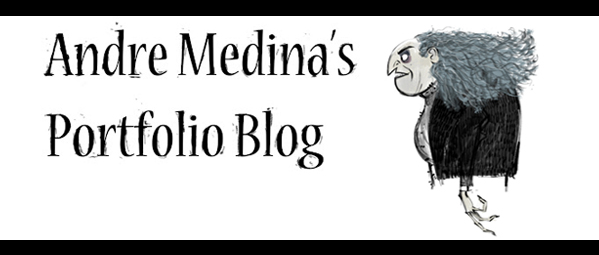 Andre Medina's Portfolio