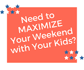 Subscribe and Get a Free Family Weekend Planning Guide!