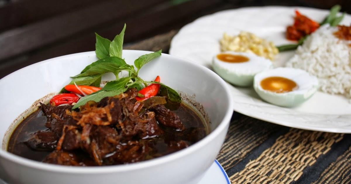 Resep Cara Membuat Rawon Spesial Enak | Resep Masakan Enak