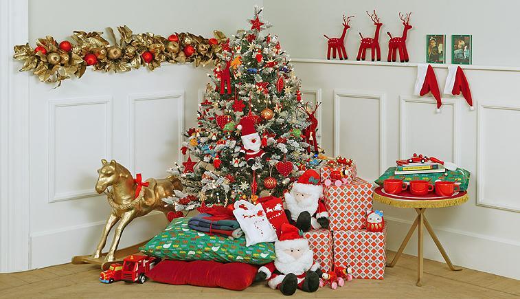 Eternamente mia rboles de navidad for Como adornar la casa para navidad