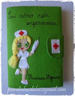 agenda enfermeira sexy