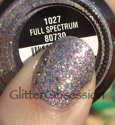 china glaze prismatic chromaglitters, china glaze full spectrum, china glaze full spectrum nails, china glaze full spectrum swatch, china glaze full spectrum nail swatch, china glaze full spectrum manicure, china glaze prismatic chroma glitters swatch