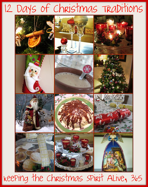 12 Days of Christmas Traditions ~ Advent Calendars