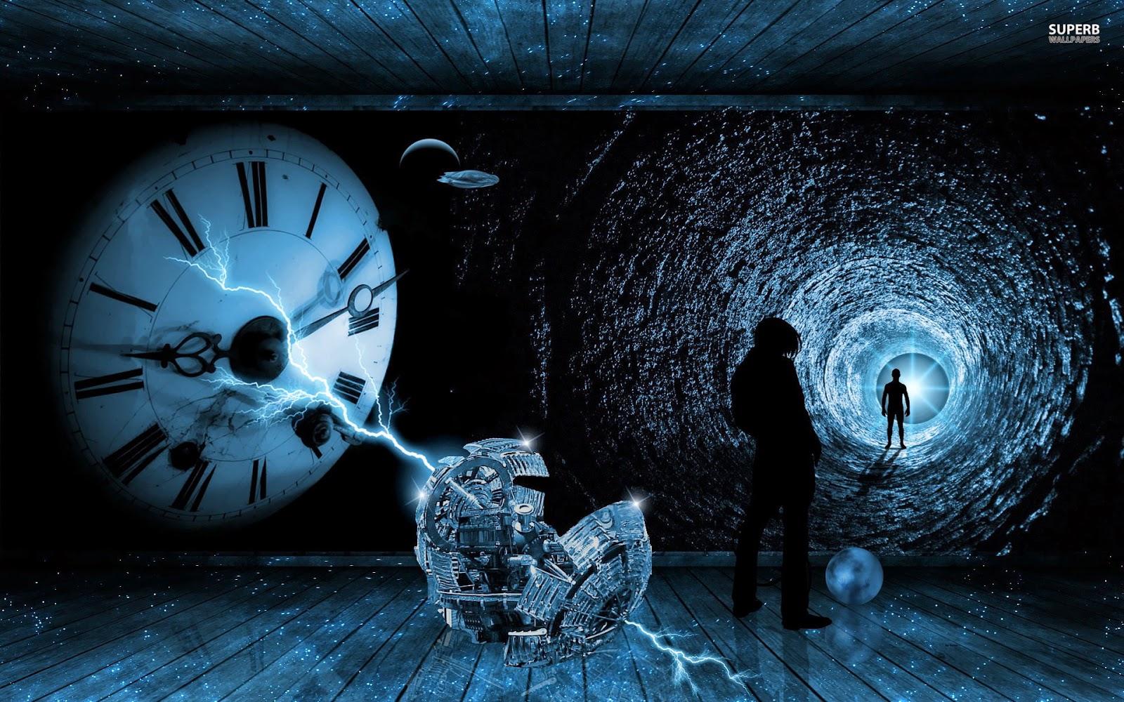 Menguak Misteri Dunia Misteri Lubang Waktu