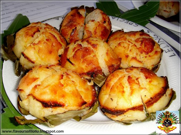 Best Tasting Bingka in Santa Barbara, Iloilo
