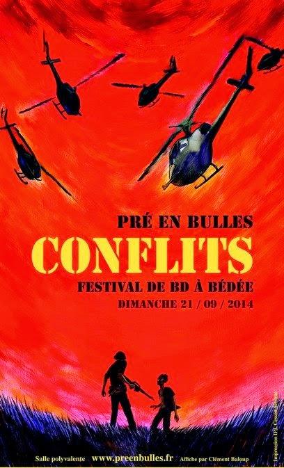Plus d'infos : festival Pré en Bulles 2014 à Bédée