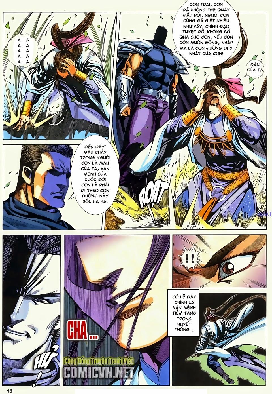Cổ Long Quần Hiệp Truyện chap 84 Trang 13 - Mangak.info