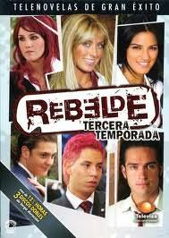 Rebelde 3° temporada