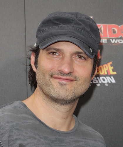 Robert Rodriguez: SPY KIDS ALL THE TIME IN THE WORLD BASH