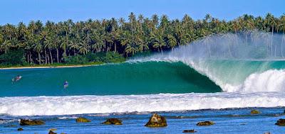 Surfing Spot - Nias